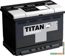 Автомобильный аккумулятор Titan Standart 62 R (62 А·ч)
