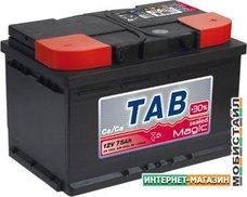Автомобильный аккумулятор TAB Magic 189072 (75 А/ч)