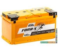 Автомобильный аккумулятор Fora-S 6СТ-100L(0) (100 А·ч)