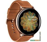 Умные часы Samsung Galaxy Watch Active2 44мм LTE (золотистый)