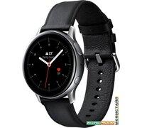 Умные часы Samsung Galaxy Watch Active2 40мм (сталь, серебристый)