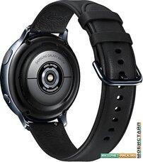 Умные часы Samsung Galaxy Watch Active2 44мм (сталь, черный)
