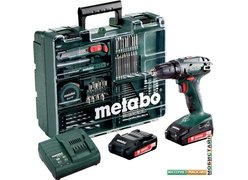 Дрель-шуруповерт Metabo BS 18 Set 602207880 (с 2-мя АКБ)