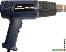 Промышленный фен WATT WHP-2000 702000000