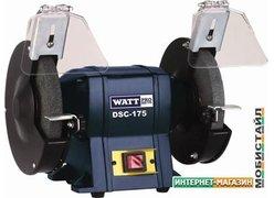 Заточный станок WATT DSC-175