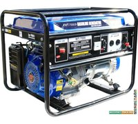 Бензиновый генератор WATT WT-7000 (синий)