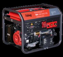 Бензиновый генератор Fubag WS 230 DDC ES