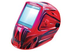 Сварочная маска Fubag Ultima 5-13 Panoramic (red)