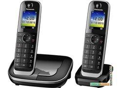 Радиотелефон Panasonic KX-TGJ312RUB