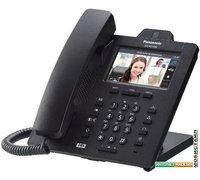Проводной телефон Panasonic KX-HDV430RUB
