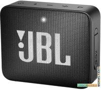 Беспроводная колонка JBL Go 2 (черный)