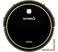 Робот для уборки пола Gutrend Fusion 150 (черный/желтый)