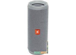 Беспроводная колонка JBL Flip 4 (серый)