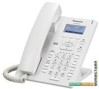 Проводной телефон Panasonic KX-HDV130RUW (белый)