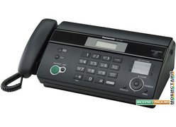 Факс Panasonic KX-FT982 (черный)