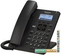 Проводной телефон Panasonic KX-HDV130 (черный)
