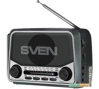 Радиоприемник SVEN SRP-525 (черный)