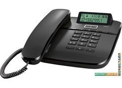 Проводной телефон Gigaset DA610 (черный)