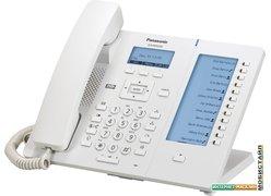 Проводной телефон Panasonic KX-HDV230RU (белый)