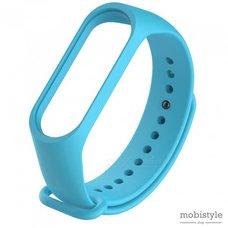 Ремешок для Xiaomi Mi Band 3 голубой (MYD4100TY)
