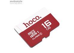 Карта памяти microSD 16GB class 10 hoco