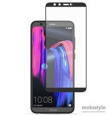 Защитное стекло для Huawei Honor 9 Lite Black 3D Optima