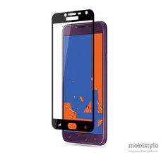 Защитное стекло для Samsung J400 (J4-2018) Black 3D Optima