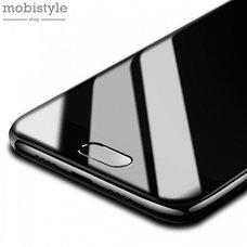 Защитное стекло для Xiaomi Mi6 Black 5D Optima