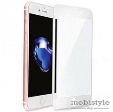 Защитное стекло для iPhone 7 / 8 White 5D Optima