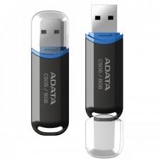 USB накопитель A-Data C906 32 Гб чёрный (AC906-32G-RBK)
