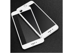 Защитное 5D стекло для iPhone 6 Белое