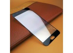 Защитное стекло для телефона Meizu M3 Note чёрный обод