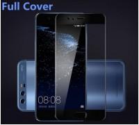 Защитное стекло для телефона Huawei P10 Plus (чёрное)
