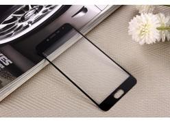 Защитное стекло для телефона Meizu M3s black