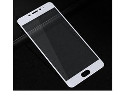 Защитное стекло для телефона Meizu M5 Note White