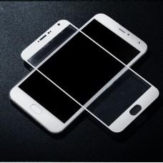 Защитное стекло для телефона Meizu Pro 6 белое