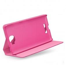Чехол-книжка Book Cover для LG L BELLO/D331/D335 Pink