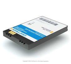 Аккумулятор для телефона LG KE800(chocolate platinum) 800mah Craftmann