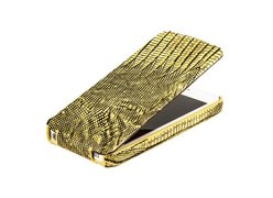Флип Borofone Lizard flip leather case for Apple iPhone 5