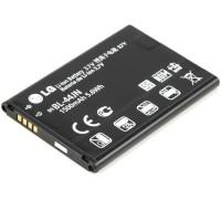 Аккумулятор для телефона LG Optimus L3, L5, Pro, P970 и др. (BL-44JN)