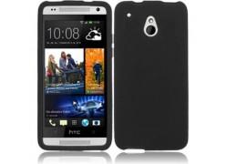 Силиконовый чехол-накладка для HTC One mini (M4) Black