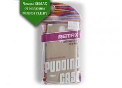 Чехол Remax для телефона LG G3 Stylus/D690 Black