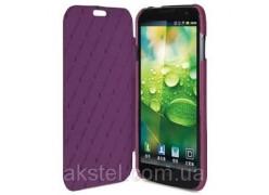 Чеол Melkco Book leather для телефона Nokia Lumia 620 пурпурный