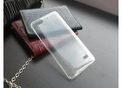 Ультратонкий чехол-накладка для телефона Huawei Honor 4C, силиконовый