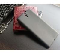 Силиконовый чехол для телефона Sony Xperia C5