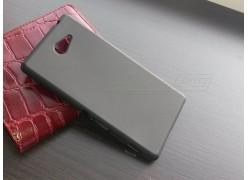 Силиконовый чехол-накладка для телефона Sony Xperia M2