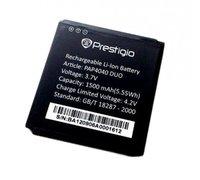 Аккумулятор для телефона Prestigio MultiPhone 4040 DUO (PAP4040BA)