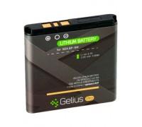 Аккумулятор Gelius Pro для Nokia BP-6M (1150mah)