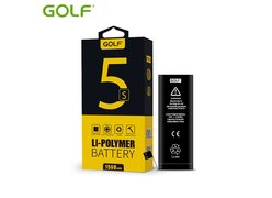 Аккумулятор Golf для телефона iPhone 5s 1560mah