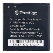 Аккумулятор для телефона Prestigio MultiPhone 3540 DUO (PAP3540BA)